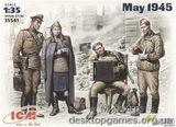 ICM35541 May, 1945