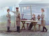 Советские женщины-военнослужащие (1939-1942 гг.)