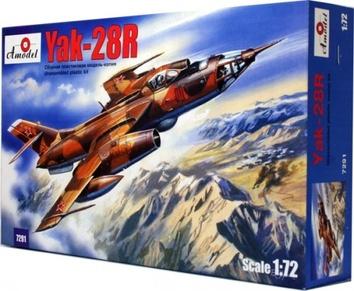 Як-28Р Вариант разведчика на основе Як-28 - фото 2