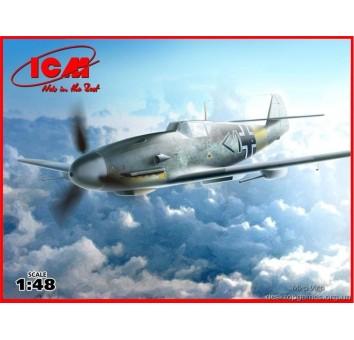 Messerschmitt Bf-109 F4/R6 WWII German fighter