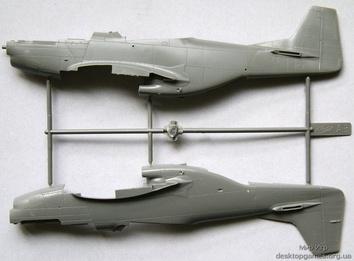 Мустанг P-51K истребителей ВВС Второй мировой войны - фото 2