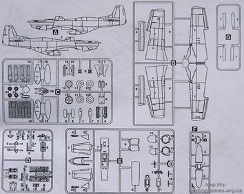 Мустанг P-51K истребителей ВВС Второй мировой войны - фото 10