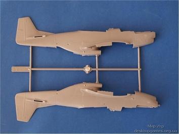 Mustang Mk.IVA, Американский истребитель II МВ - фото 6