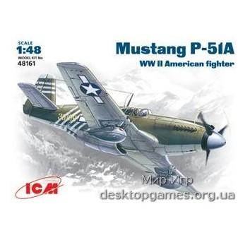 Американский самолет Р-51 «Мустанг»