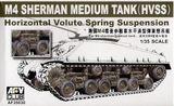 Подвеска для M4A3E8 HVSS