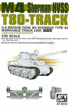 M4 HVSS T80 TRACK