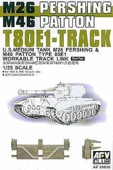 Рабочие траки T80E1