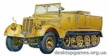 Sdkfz11 3 ТОN