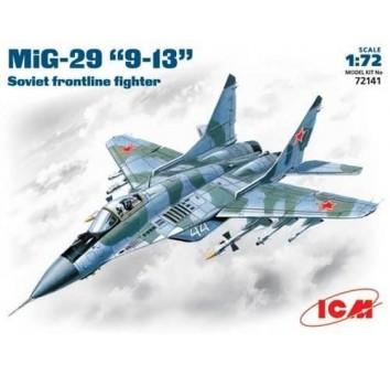 Cоветский фронтовой истребитель МиГ-29 «9-13»