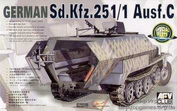 Sdkfz251/1 Ausf. C