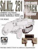 Рабочие траки для Sd. Kfz.251 THE LATEST TYPE