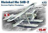 ICM72192 Не 51 В-2 German fighter floatplane