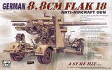 8.8cm Flak 18 Anti-aircraft