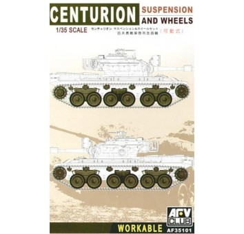 CENTURION SUS. & WHEELS (WORKABLE)