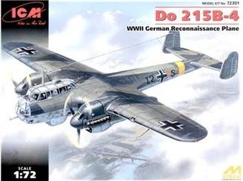 ICM72301 Do 215B-4 WWII German reconnaissance plane