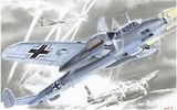 ICM72302  Do 215B-5 WWII German night fighter