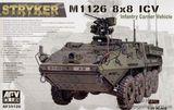 U.S. M1126 ICV STRYKER
