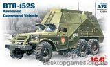 ICM72511 BTR-152S Soviet armored troop-carrier