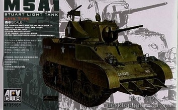 M5A1 LATE TYPE
