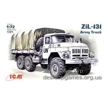 ICM72811 Zil-131 Soviet Army truck