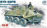 Бронетранспортер БТР-60ПБ