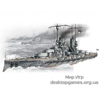 Немецкий линкор Гроссер «Курфюрст», Первая мировая война