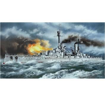 «Кронпринц» - Германский линейный корабль