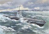 Немецкая подводная лодка U-Boat тип IIB (1939)