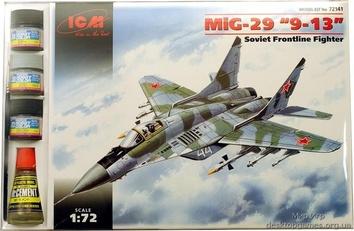 Советский истребитель МиГ-29