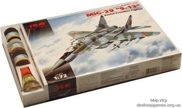 Советский истребитель МиГ-29 - фото 2