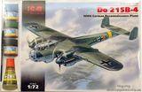 ICMset72301 Do 215B-4 WWII German reconn plane (самолет)