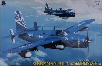 Самолет Грумман «Гардиан» AF-2