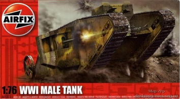 WWI «Male tank