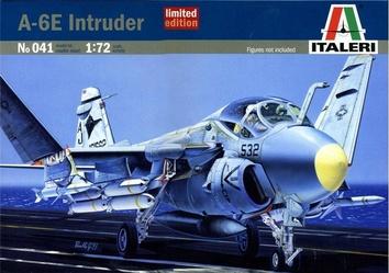Самолет A-6E Intruder