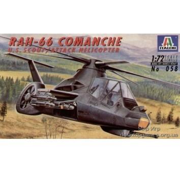 Вертолет RAH-66 Команчи (COMANCHE)