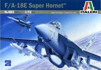 F/A -18 E  SUPER HORNET