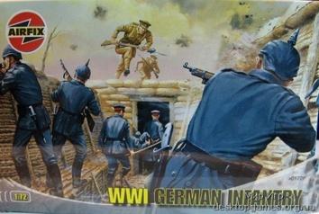 Немецкая пехота (серия 1)