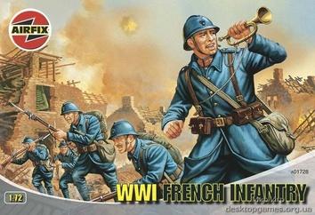 Французская пехота (серия 1)