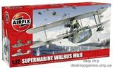 Модель самолета Супермарин Валрус