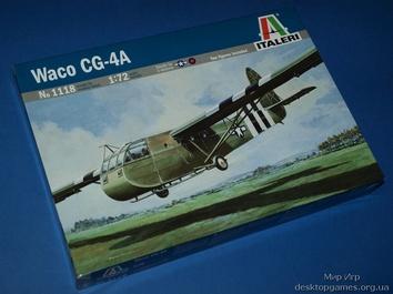 Модель самолета Вако CG-4