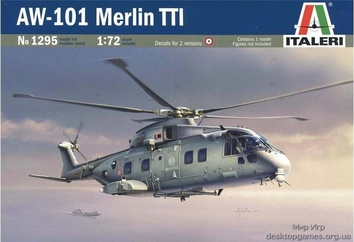 AW-101 MERLIN TTI