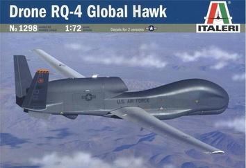 DRON RQ-4 GLOBAL HAWK