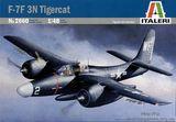 Масштабная модель самолета F-7F 3N Tigercat