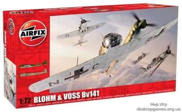 Модель самолета Бломм+Фосс BV 141