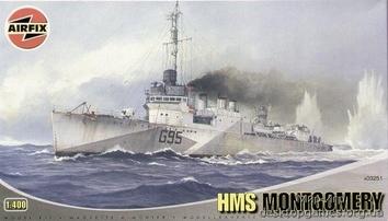 HMS MONTGOMERY SERIES 3