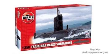 Модель подводной лодки типа «Трафальгар»