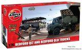 Модель грузовика BEDFORD QT V1