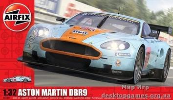 Гоночный автомобиль Aston martin DBR9