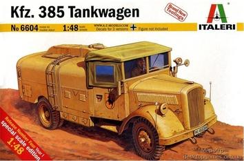 KFZ.385 TANKWAGEN