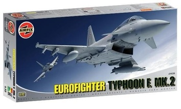 Самолет Еврофайтер Тайфун (Eurofighter typhoon) F. Mk.2